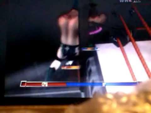 Wwe Raw: Jeff Hardy Vs Sheamus(pc) 2 Pach.3gp video