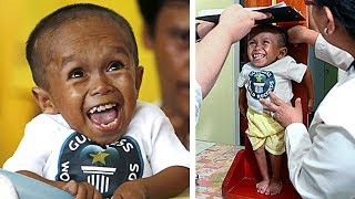 Day In The Life of The World's Smallest Man