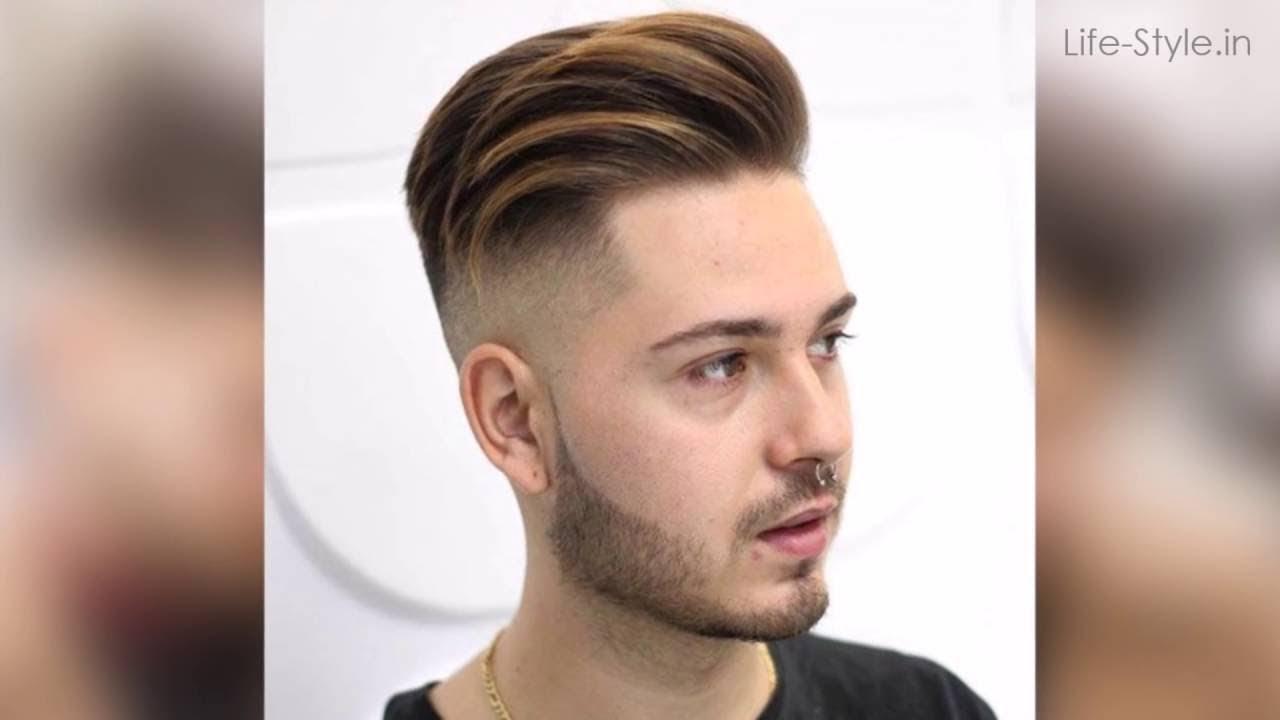 Как сделать зачес назад мужчине с непослушными волосами без геля