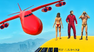 GTA 5 WINS: EP.23 (AWESOME GTA 5 Stunts & Funny Moments Compilation)