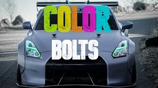 SWEET RGB Custom R35 Headlights for 2017 Nissan GTRs