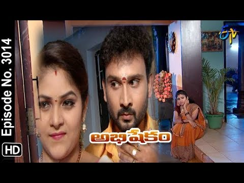Abhishekam | 13th September 2018 | Full Episode No 3014 | ETV Telugu