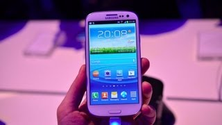 Unveiled: New Samsung Galaxy S III