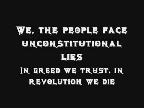 Megadeth - We The People