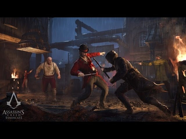 Assassin's Creed Syndicate: Official Gamescom Gameplay Trailer
