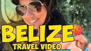[NEW] Belize Travel Video 2015
