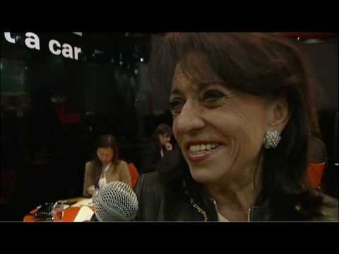 Regine Sixt, CEO, Sixt Car Hire @ WTM 2010