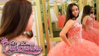 Dress Distress | My Dream Quinceañera - Lizzy EP 2