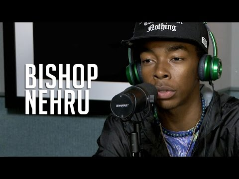 Bishop Nehru Freestyles And Says He's A Virgin?!