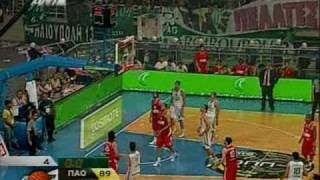 PANATHINAIKOS TOP-10 BUZZER BEATERS OF THE YEAR