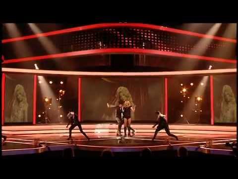 Britney Spears - Womanizer - The X Factor 2008 Music Videos