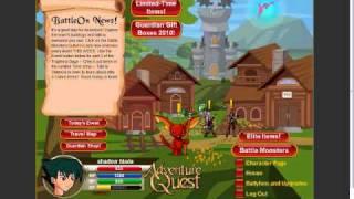 adventure quest 2010 GAURDIAN GIFT BOX(GIFT BOX FU)