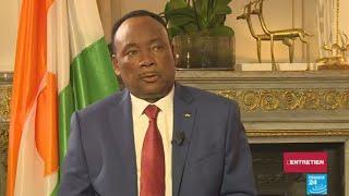 """FRANCE24: Mahamadou Issoufou : """"L'État malien peut s'écrouler"""""""