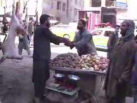 Kabul Streets
