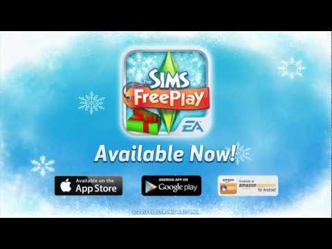 The Sims FreePlay Holiday Update: AVAILABLE NOW!