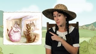 Bedtime Stories: The Tale of Tom Kitten, a story by Beatrix Potter