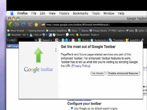 How to Get the Page Rank Tool and How to Use it