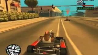 GTA: San Andreas - ps2 - 99 - Cut Throat Business