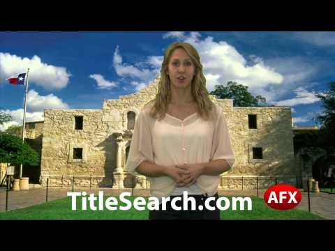 Here is some information on property title records in Yoakum County Texas. In this video we will discuss performing a title search in Yoakum County Texas. Thank you for watching this AFX Video...