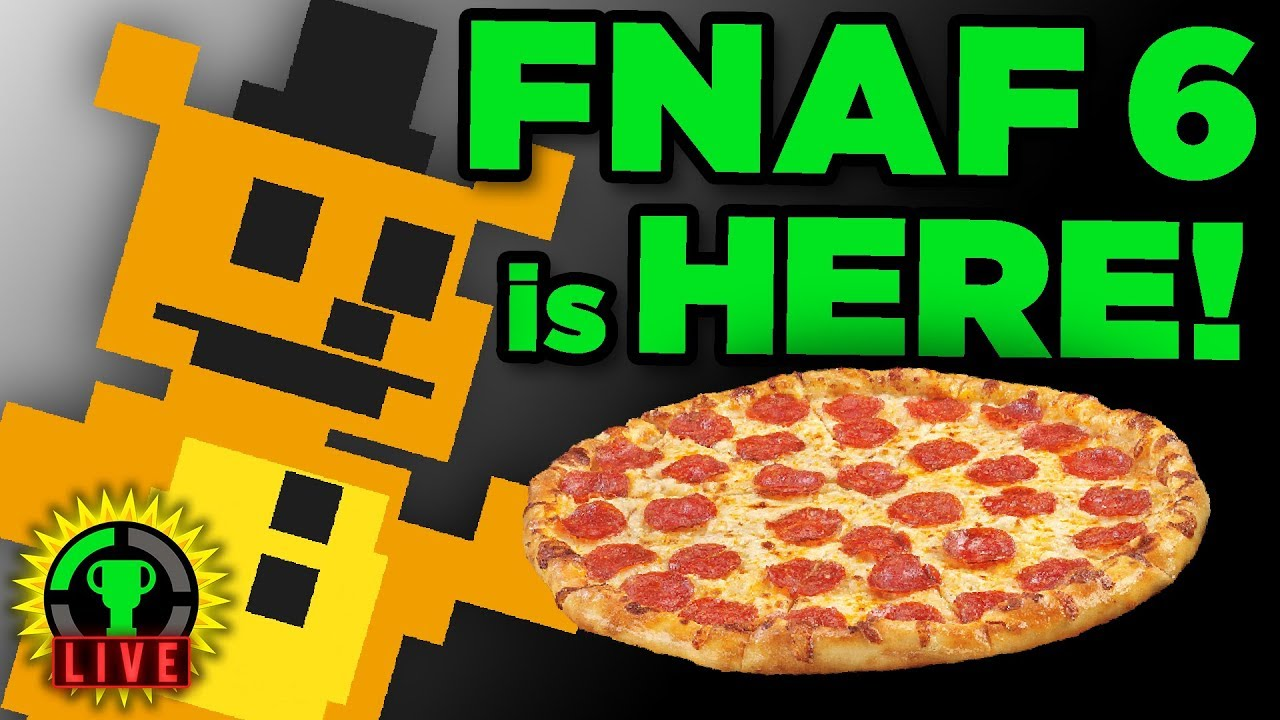 A Fresh New Take on FNAF 6!   Five Nights at Freddy's: Pizzeria Simulator (Part 1)