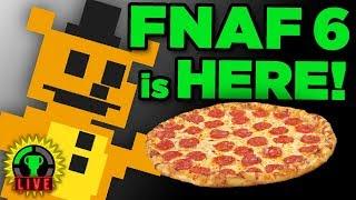 A Fresh New Take on FNAF 6! | Five Nights at Freddy