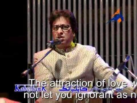 Talat Aziz In Kabul- Khabaram Rasida Imshab video