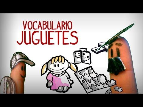 Vocabulario Juguetes, Carta A Los Reyes Magos