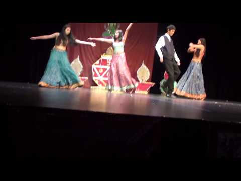 Diwali dance 2012! Bollywood Fusion!