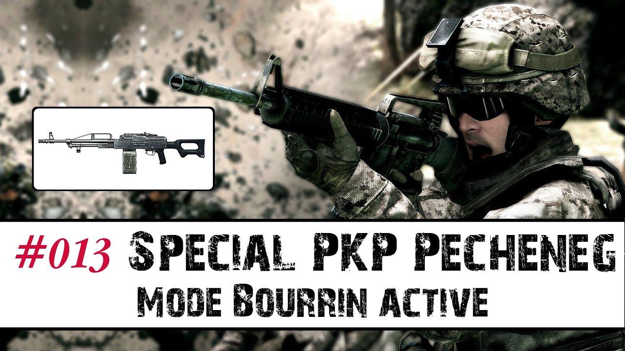comment debloquer le pkp bf3