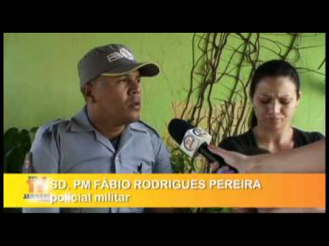 Policial Militar orienta mãe por telefone e salva vida de criança engasgada