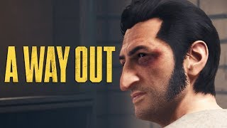 Teo & Richard Play: A Way Out - Part 1