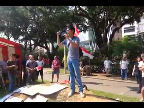 Clash of the Classes in Singapore over PAP by Han Hui Hui Singapore