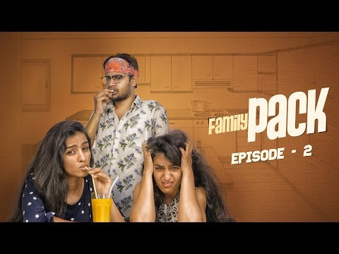 Family Pack | Episode 2 | Babai Chepala Pulusu | Chai Bisket Food |