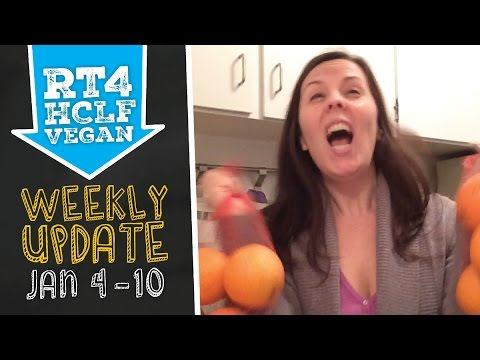 Weekly Update: Educating My Doctor on Nutrition, Iron Update, Calories, Exercise & Water