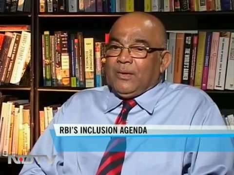 RBI's inclusion agenda