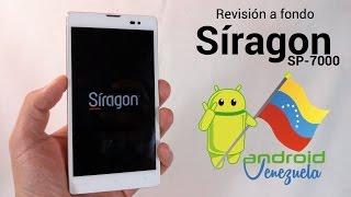Reseña del Síragon SP-7000 (Español)