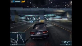 Need for Speed Most wanted, HP ProBook 450 G2, AMD Radeon R5 M255