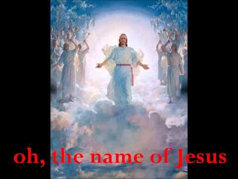 oh, the name of Jesus - ringtone.