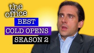 BEST Cold Opens (Season 2)  - The Office US