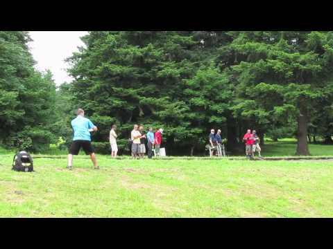 Disc Golf Beaver State Fling 2011 6 To 12 Mov
