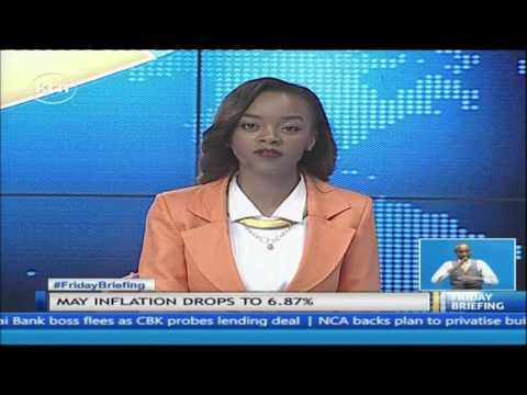 Inflation drops to 6 8 percent in the month of May