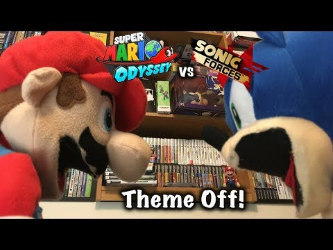 Mario Odyssey Theme vs. Sonic Forces Theme