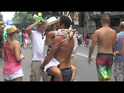 2014 RIO CARNIVAL: RIO CARNIVAL STREET CELEBRATIONS, PAUL HODGE, Ch 83, Amazing World in Minutes