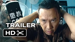 Kung Fu Killer Official Trailer #1 (2015) - Donnie Yen Movie HD