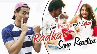 download lagu Radha Song Reaction  Jab Harry Met Sejal  gratis