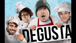DEGUSTA ft Chris, T3ddy e Nakada