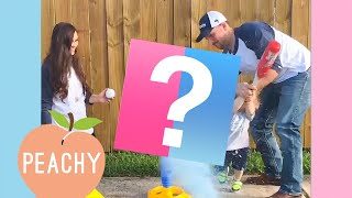 "Gender Reveal Fails That'll Make You Say, ""Sorry, But It's Funny!"""