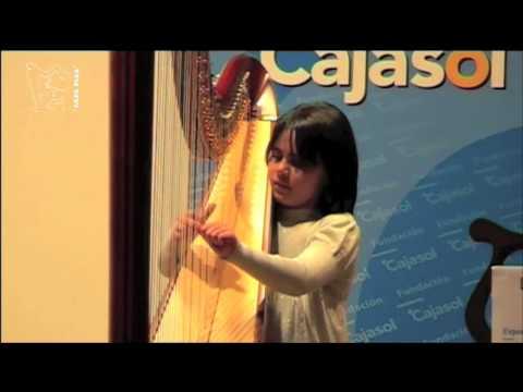 Lucia Caraballo. Petite Berceuse, de Hasselmans
