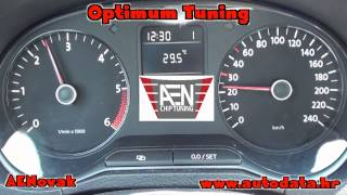 VW Polo 1.6 TDI 55Kw (75Ks) 2010g Conti PCR2.1 - AENovak Chip Tuning