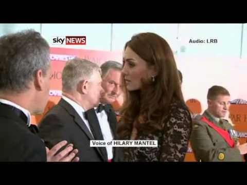 Hilary Mantel: Kate Middleton Is
